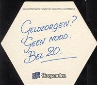 Pivní tácek hoegaarden-13