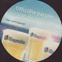 Beer coaster hoegaarden-131-small