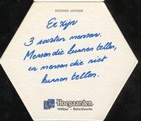 Pivní tácek hoegaarden-18