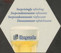 Beer coaster hoegaarden-186-zadek-small