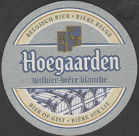 Beer coaster hoegaarden-187-zadek-small