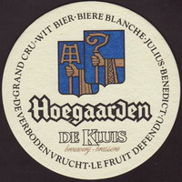 Beer coaster hoegaarden-196-small