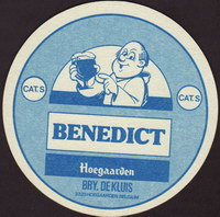 Beer coaster hoegaarden-201-zadek-small