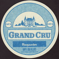 Beer coaster hoegaarden-202-zadek-small