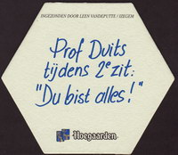 Beer coaster hoegaarden-261-small