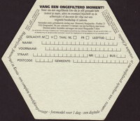 Pivní tácek hoegaarden-271-zadek-small