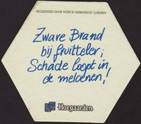 Beer coaster hoegaarden-273-small