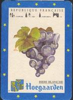Pivní tácek hoegaarden-29