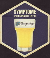 Beer coaster hoegaarden-312-small