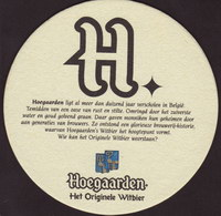 Beer coaster hoegaarden-316-small