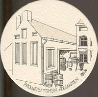 Pivní tácek hoegaarden-37-zadek
