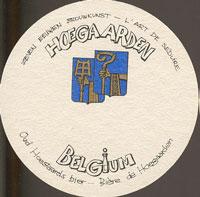 Pivní tácek hoegaarden-37
