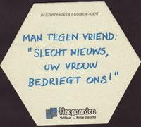 Pivní tácek hoegaarden-382-small