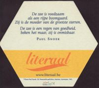 Beer coaster hoegaarden-422-zadek-small