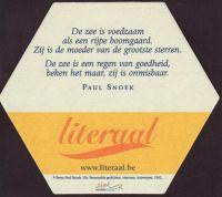 Pivní tácek hoegaarden-422-zadek-small