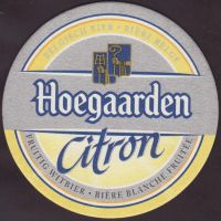 Beer coaster hoegaarden-440-zadek-small