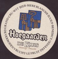 Beer coaster hoegaarden-441-small