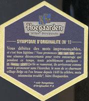 Pivní tácek hoegaarden-61-zadek