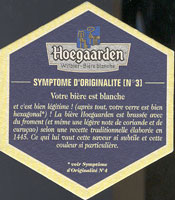 Pivní tácek hoegaarden-62-zadek