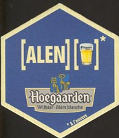 Pivní tácek hoegaarden-7