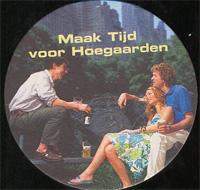 Pivní tácek hoegaarden-75