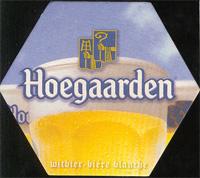 Pivní tácek hoegaarden-77
