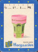 Pivní tácek hoegaarden-81