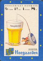 Pivní tácek hoegaarden-83