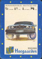 Pivní tácek hoegaarden-89