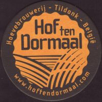 Beer coaster hof-ten-dormaal-1-small