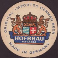 Beer coaster hofbrau-bavaria-1-small