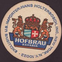 Beer coaster hofbrau-bavaria-1-zadek-small