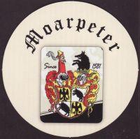 Pivní tácek hofbrauerei-moarpeter-1-small