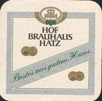 Pivní tácek hofbrauhaus-hatz-1