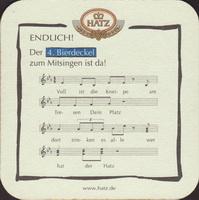 Pivní tácek hofbrauhaus-hatz-3-zadek-small