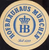 Beer coaster hofbrauhaus-munchen-1-oboje
