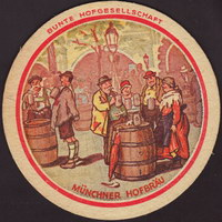 Beer coaster hofbrauhaus-munchen-26-zadek-small