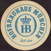 Beer coaster hofbrauhaus-munchen-39-small
