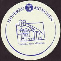 Beer coaster hofbrauhaus-munchen-50-small