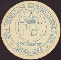 Beer coaster hofbrauhaus-munchen-54-small