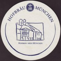 Beer coaster hofbrauhaus-munchen-67-small