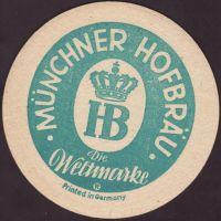 Beer coaster hofbrauhaus-munchen-74-small