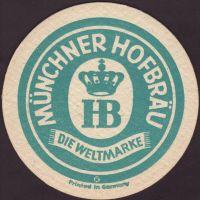 Beer coaster hofbrauhaus-munchen-75-small