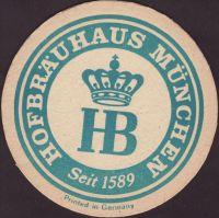 Beer coaster hofbrauhaus-munchen-77-small