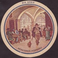 Beer coaster hofbrauhaus-munchen-77-zadek-small