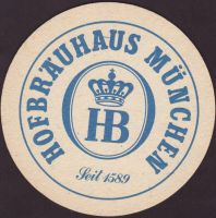 Beer coaster hofbrauhaus-munchen-88-small