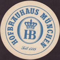Beer coaster hofbrauhaus-munchen-92-small