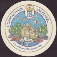 Beer coaster hofbrauhaus-munchen-93-small