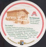 Pivní tácek hofbrauhaus-traunstein-14-zadek