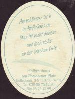 Pivní tácek hofbrauhaus-traunstein-54-zadek-small